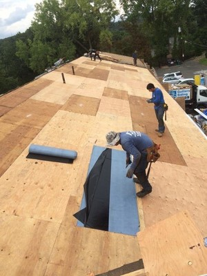 Roof Replacement by On Time Remodeling Corp