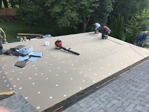EPDM Flat Rubber Roof in Spring Valley, NY (2)