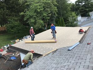 EPDM Flat Rubber Roof in Spring Valley, NY (4)