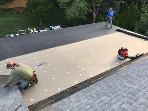 EPDM Flat Rubber Roof in Spring Valley, NY (5)