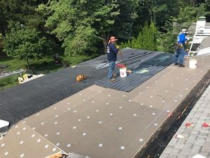 EPDM Flat Rubber Roof in Spring Valley, NY (8)