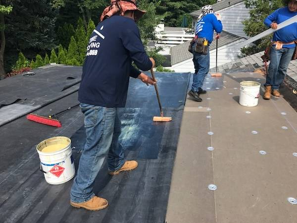 EPDM Flat Rubber Roof in Spring Valley, NY (9)
