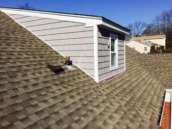 Shingle Roof Replacement by On Time Remodeling Corp